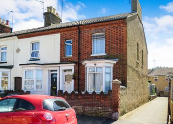Thumbnail 2 bedroom end terrace house for sale in Mill Road, Leighton Buzzard