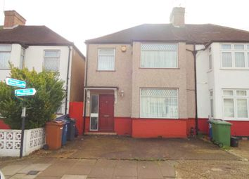 Thumbnail 3 bed terraced house to rent in Blawith Road, Harrow, Middlesex