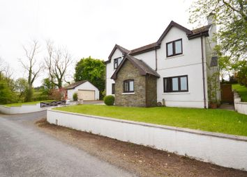 Thumbnail 5 bed detached house for sale in Golwg Yr Ogof, Pencader