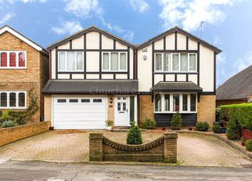 Thumbnail 5 bed detached house to rent in Whitehall Lane, Buckhurst Hill, Essex