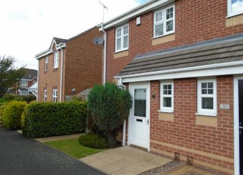 Thumbnail 3 bed semi-detached house for sale in Wimblebury Road, Hednesford, Cannock