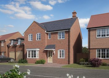 "Thumbnail 4 bed detached house for sale in ""The Mayfair"" at Minchens Lane, Bramley, Tadley"