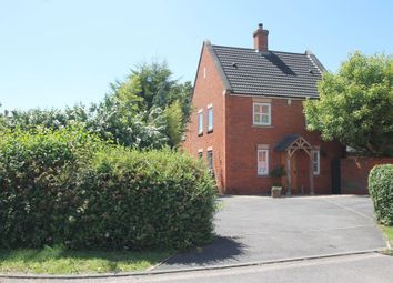 Thumbnail 4 bedroom detached house for sale in Lime Road, Walton Cardiff, Tewkesbury