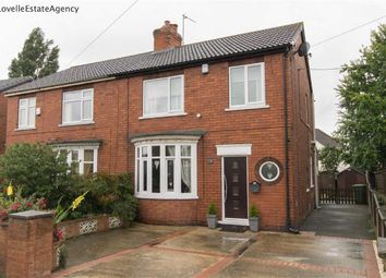 Thumbnail 3 bed property for sale in Maple Tree Way, Scunthorpe