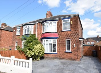 3 bed semi-detached house for sale in Leeming Road, Linthorpe, Middlesbrough TS5
