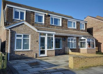 Thumbnail 4 bed semi-detached house for sale in Coyford Drive, Southport