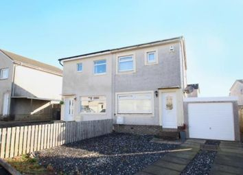 Thumbnail 2 bed semi-detached house for sale in Cathkin Place, Kilwinning, North Ayrshire