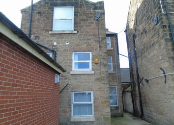 Thumbnail 1 bed flat to rent in Bridge Street, Belper, Derbyshire