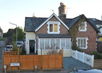 Thumbnail 2 bed semi-detached house for sale in Newcomen Road, Tunbridge Wells