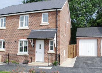 Thumbnail 3 bed semi-detached house to rent in Vaughan Crescent, Pontarddulais, Pontarddulais
