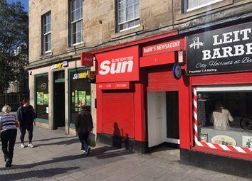 Thumbnail Retail premises to let in 2 Leith Walk, Edinburgh