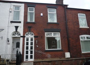 Thumbnail 3 bed terraced house to rent in Douglas Street, Swinton