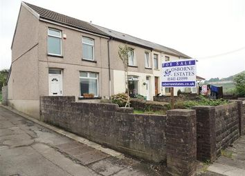 Thumbnail 2 bedroom end terrace house for sale in Fair View, Edmondstown, Tonypandy