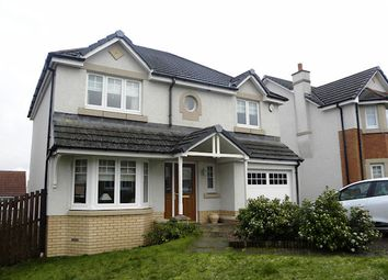 Thumbnail 4 bedroom detached house for sale in Pitlochry Place, West Craigs, Hamilton