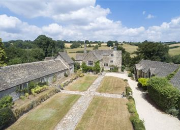 Thumbnail 6 bed detached house for sale in Duntisbourne Leer, Cirencester, Gloucestershire