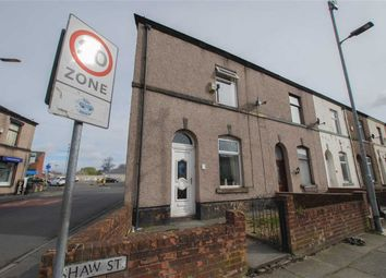 Thumbnail 2 bed end terrace house for sale in Shaw Street, Bury, Greater Manchester