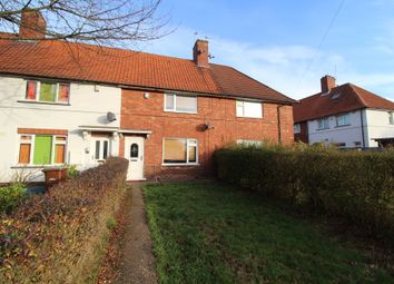 Thumbnail 2 bedroom terraced house to rent in Romilay Close, Beeston, Nottingham