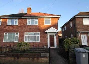 Thumbnail 3 bedroom semi-detached house to rent in Barkway Road, Stretford, Manchester
