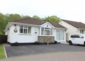 Thumbnail 4 bedroom detached bungalow for sale in Woodland Close, Barnstaple