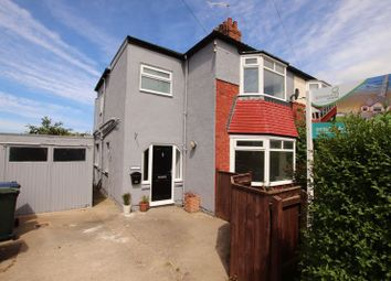 Thumbnail 3 bedroom semi-detached house for sale in North Avenue, Saltburn-By-The-Sea