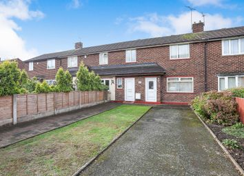 Thumbnail 3 bedroom terraced house for sale in Bells Moor Road, West Bromwich