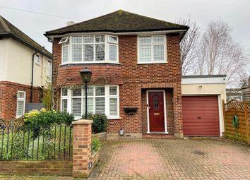 3 bed detached house for sale in Oak Lodge Close, Burwood Park, Hersham, Walton-On-Thames KT12