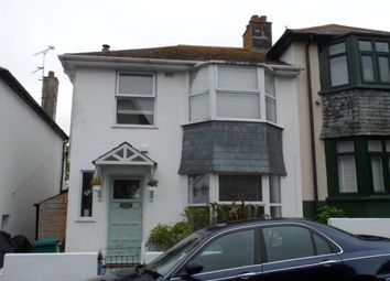 Thumbnail 3 bed terraced house for sale in Newlyn, Penzance, Cornwall