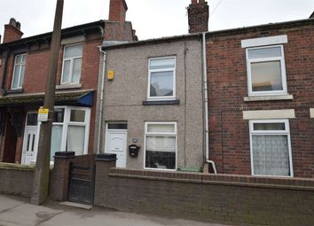 Thumbnail 2 bed terraced house for sale in Nottingham Road, Alfreton, Derbyshire