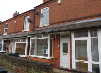 Thumbnail 2 bed terraced house for sale in Mayfield Road, Carlton, Nottingham