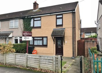 Thumbnail 3 bedroom end terrace house for sale in Drakes Way, Swindon, Wiltshire