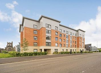 Thumbnail 1 bed flat for sale in Abbey Place, Paisley, Renfrewshire