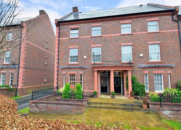 Thumbnail 4 bedroom town house for sale in Pewterspear Green Road, Appleton, Warrington