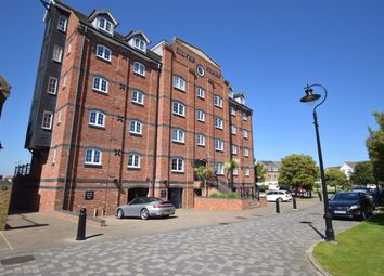 Thumbnail 2 bed flat for sale in Silver Strand West, Sovereign Harbour