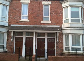 Thumbnail 2 bed flat to rent in Johnson Street, South Sheilds