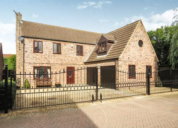 Thumbnail 4 bed detached house for sale in Kingswood Park, Wisbech