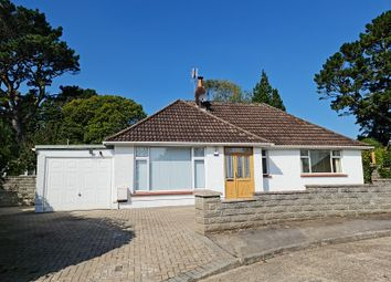 Thumbnail 4 bed detached bungalow for sale in Glynderwen Close, Sketty, Swansea, City And County Of Swansea.