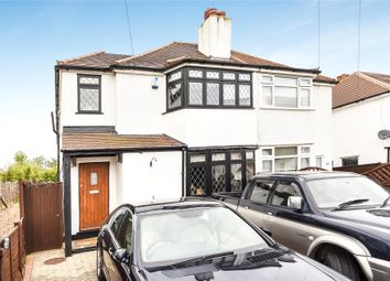 Thumbnail 4 bed semi-detached house for sale in Hilda Vale Road, Locksbottom, Orpington