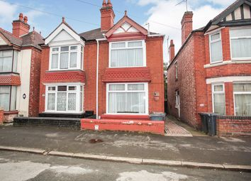 3 bed semi-detached house for sale in High Street, Nuneaton, Warwickshire CV11