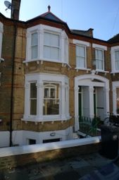 Thumbnail 1 bed flat to rent in Pendrell Road, Brockley