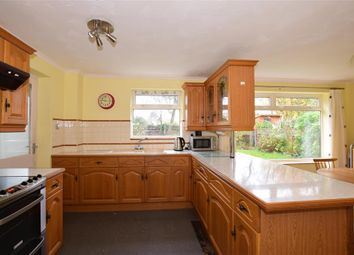 Thumbnail 3 bed detached house for sale in Starling Close, Longfield, Kent