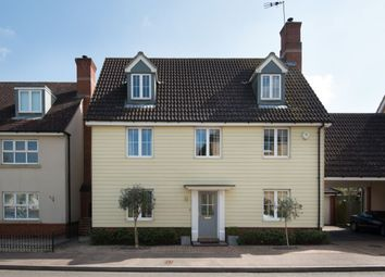 Thumbnail 4 bed detached house for sale in Chapel Fields, Brewers End, Takeley