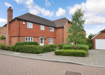 Thumbnail 3 bed semi-detached house for sale in Porter Avenue, Kings Hill, West Malling, Kent