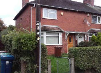 Thumbnail 2 bed end terrace house for sale in John Donne Street, Stafford