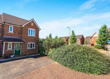 Thumbnail 3 bedroom end terrace house for sale in Buttercup Close, Hatfield, Hertfordshire