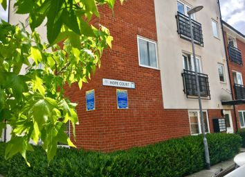 Thumbnail 2 bed flat for sale in Hope Court, Ipswich