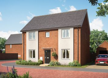 Thumbnail 4 bed detached house for sale in Ram Gorse Park, Elizabeth Way, Harlow
