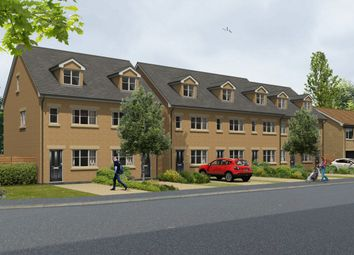Thumbnail 4 bedroom town house for sale in Moorcroft Gardens, Bolton