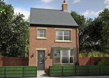 Thumbnail 3 bed detached house for sale in St.John's Place, Alnwick