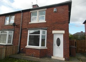Thumbnail 2 bedroom terraced house to rent in Elizabeth Road, Howdon, Wallsend