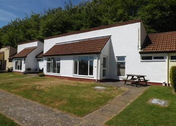 Thumbnail 3 bedroom bungalow for sale in Honicombe Manor Holiday Park, Cornwall